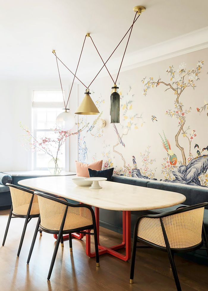 9 Modern Breakfast Nooks So Cool You'll Want to Eat Every Meal Here images