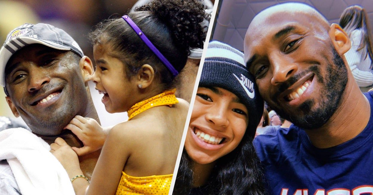 21 Pictures Of Kobe And Gigi Bryant That Will Forever Live