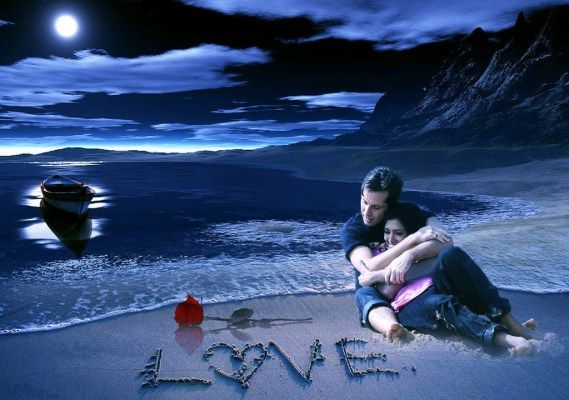 Romantic Good Night Wallpapers Free Download Romanticwallpapers
