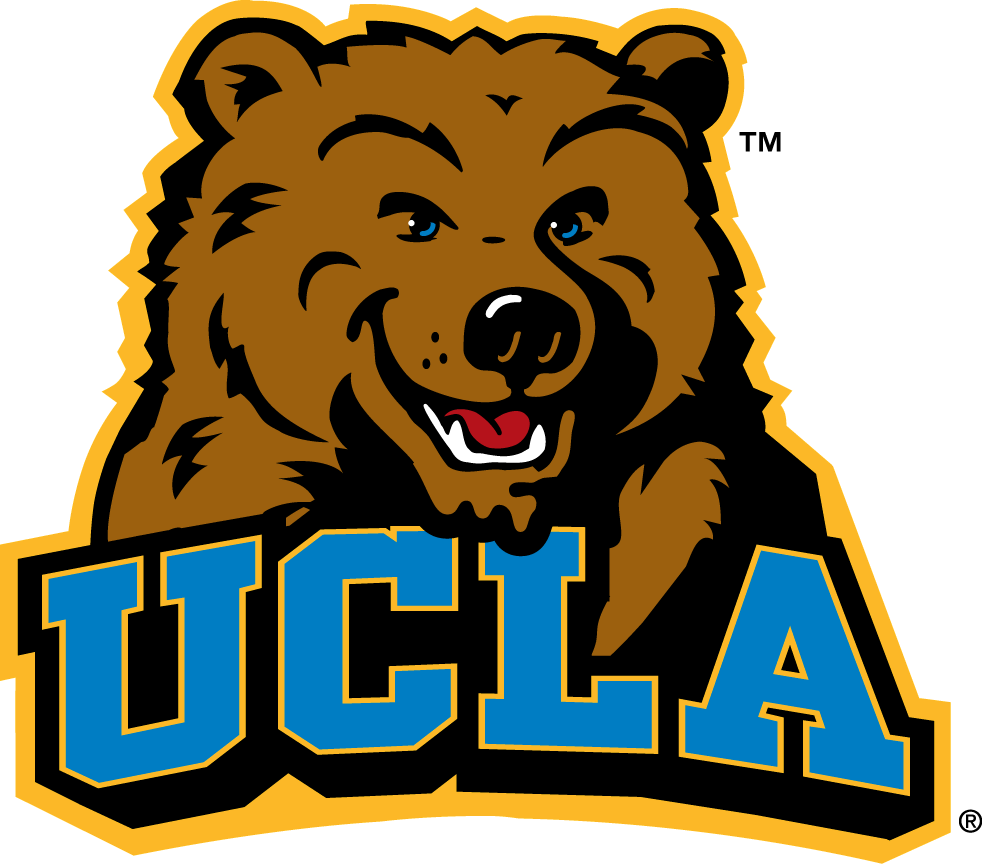 The UCLA Bruins are the sports teams for University of ... Ucla Logo Bear