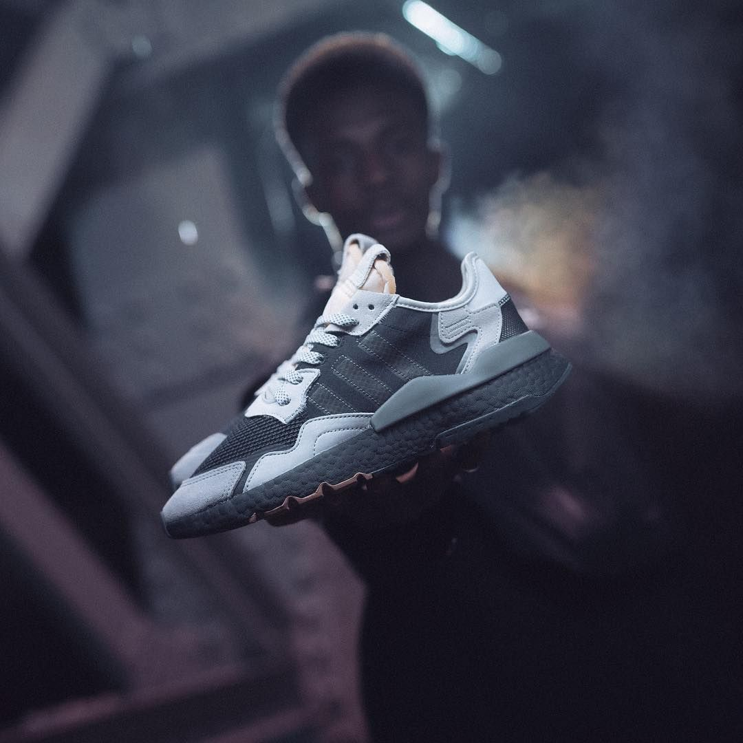 ffb8ef2d1f24 Two brand new adidas Nite Jogger colorways are dropping this week. This  shoe is 🔥