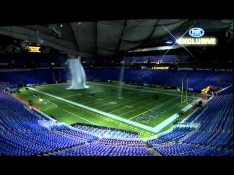 Fox Sports Metrodome Roof Collapses M4v Roof Collapsing Collapse Sports Stadium