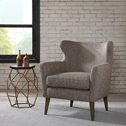 Best Modhaus Living Contemporary Gray Brown Upholstered 640 x 480