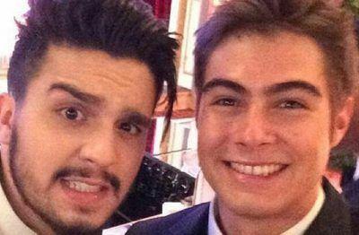 Luan Santana prepara Rafael Vitti para novela da Globo