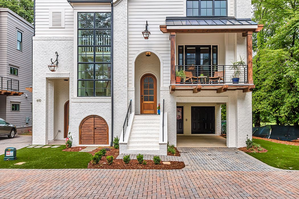 Luxury townhomes in charlotte nc grandfather homes