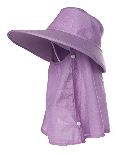 2d6a8f0f441 Jemis Women s Upf+50 Sunhat Bucket Hat with Neck Cover an... https ...