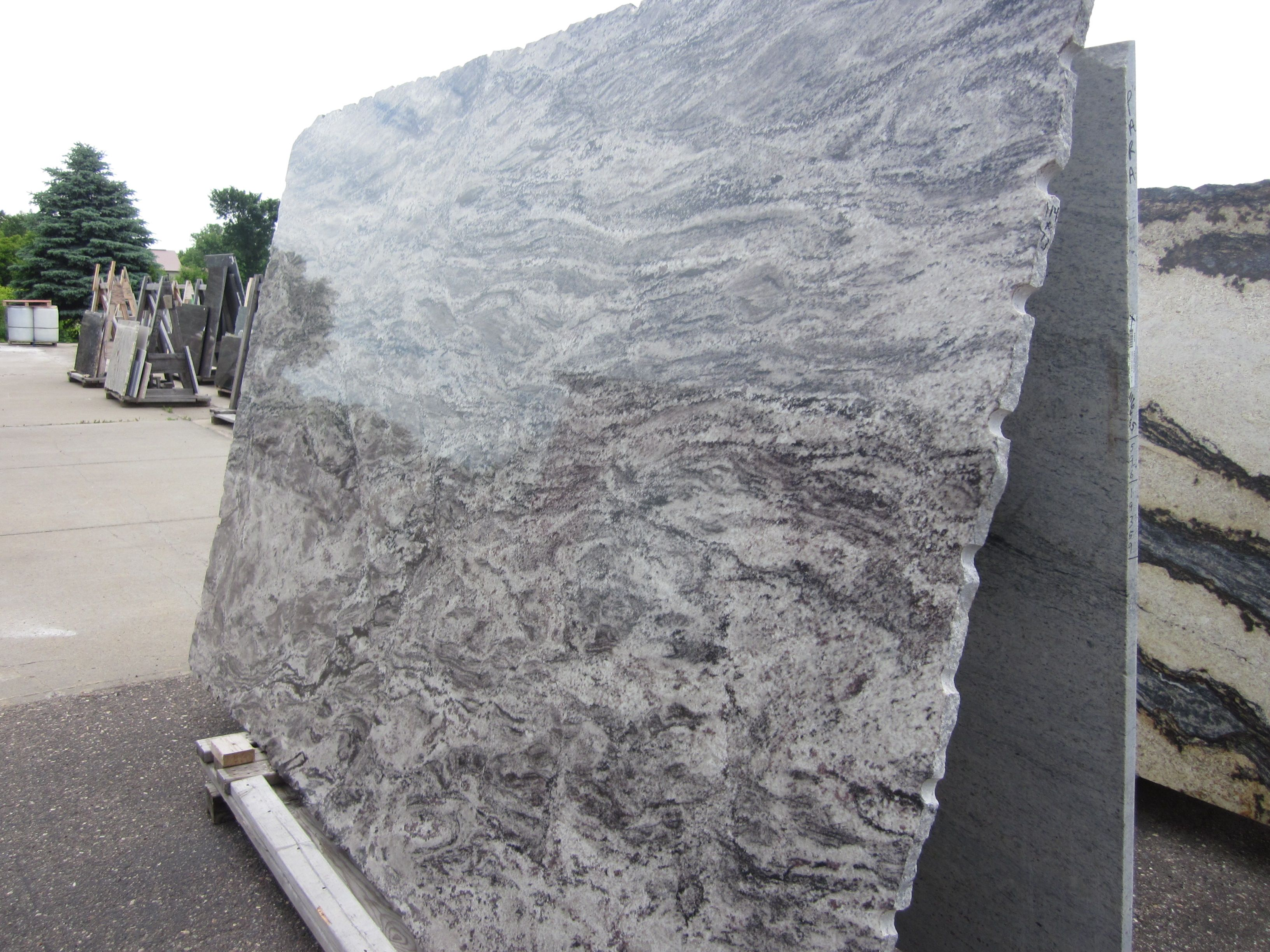 Thunder white granite.   Kitchen   Pinterest   White granite ...