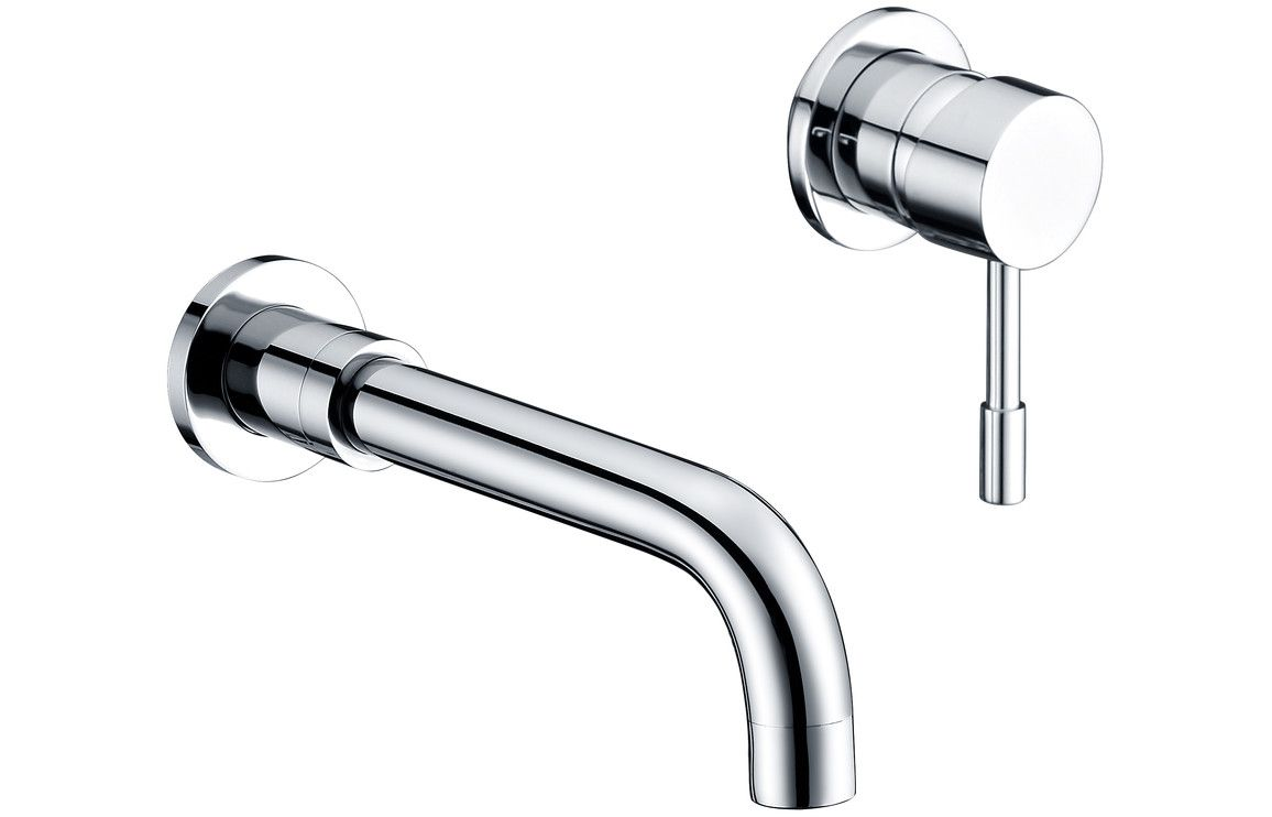 Image for primo wall mounted basin mixer from pjh partners portal