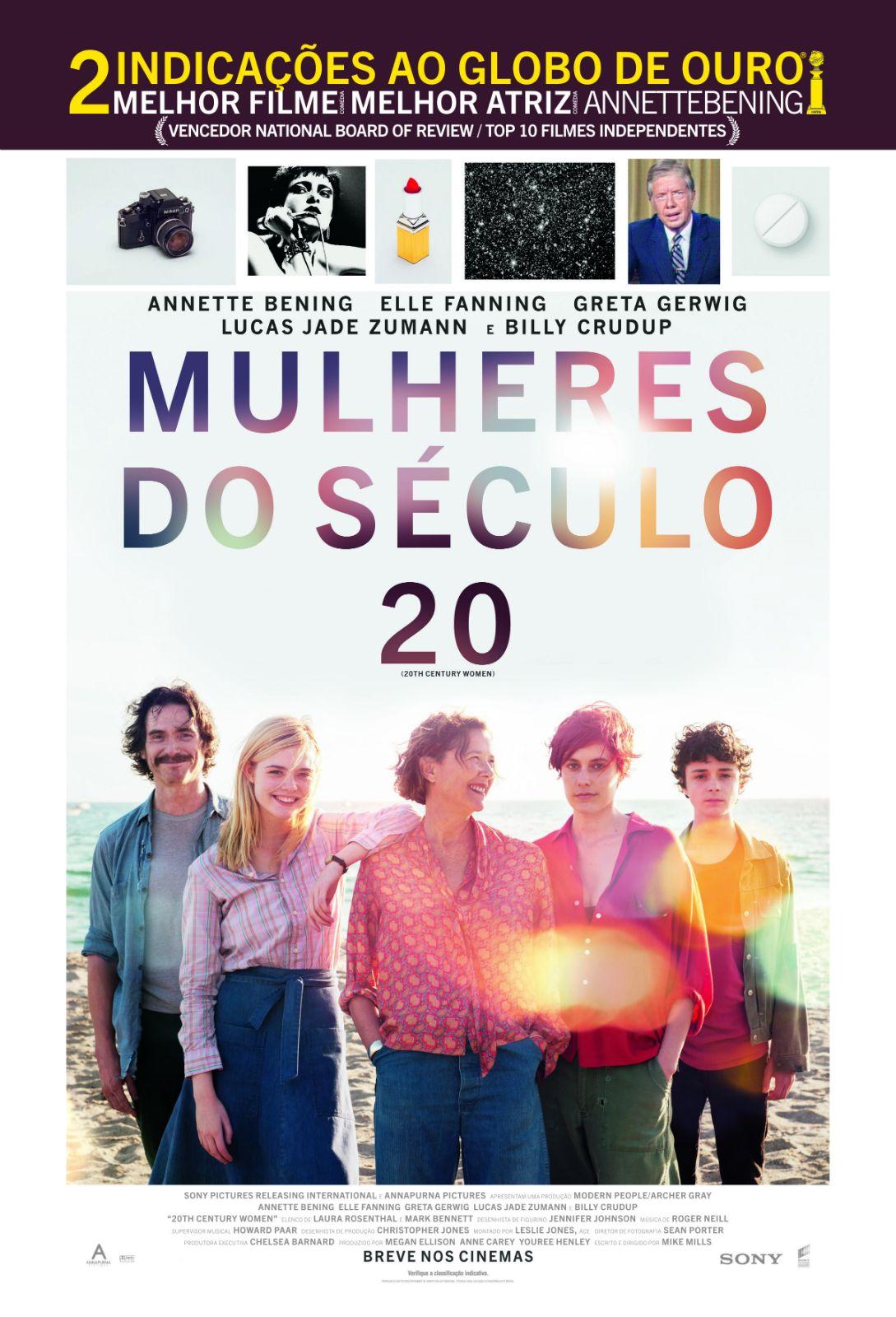 Mulheres Do Seculo 20 20th Century Women 2017 Filmes