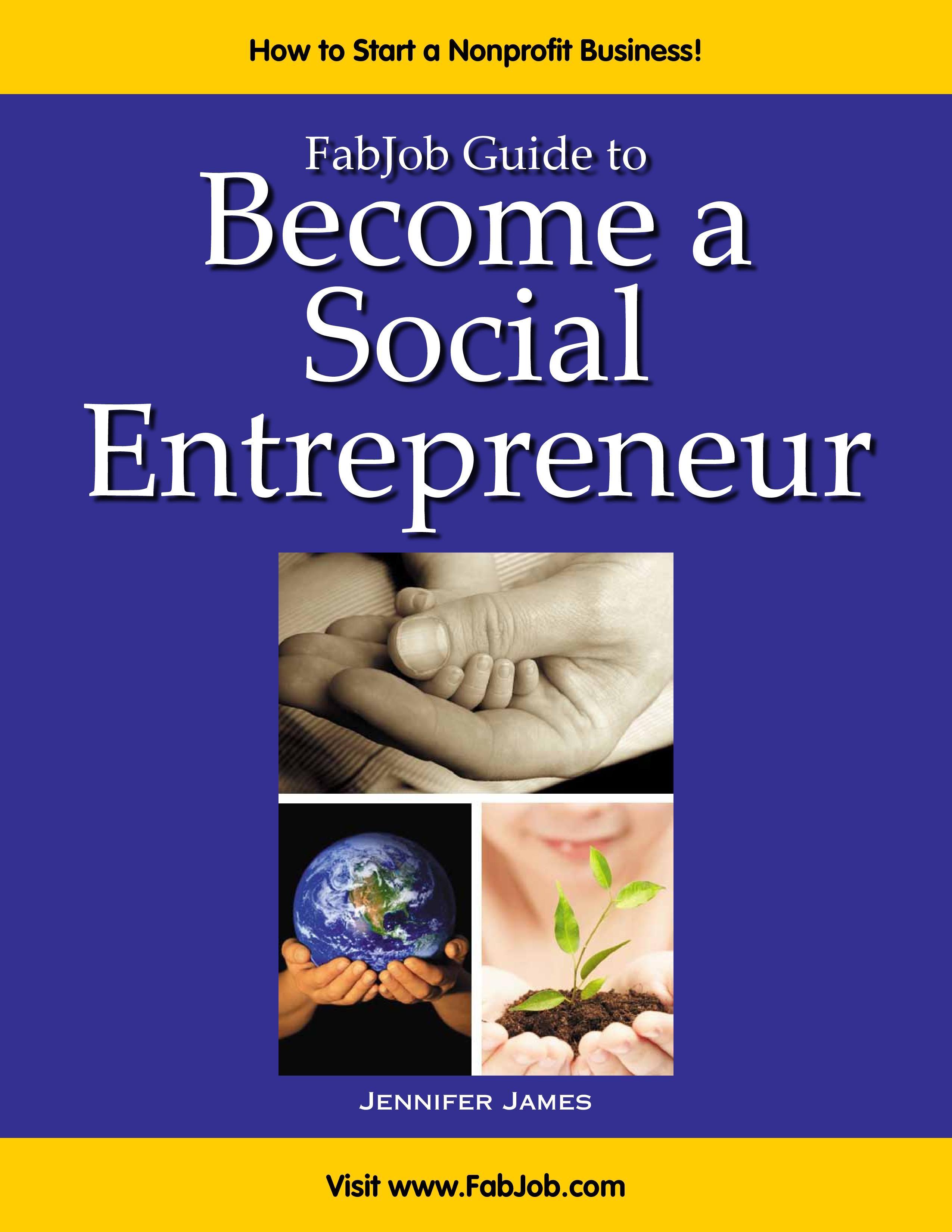 Fabjob guide array the fabjob guide to become a social entrepreneur entrepreneur rh pinterest fandeluxe Choice Image