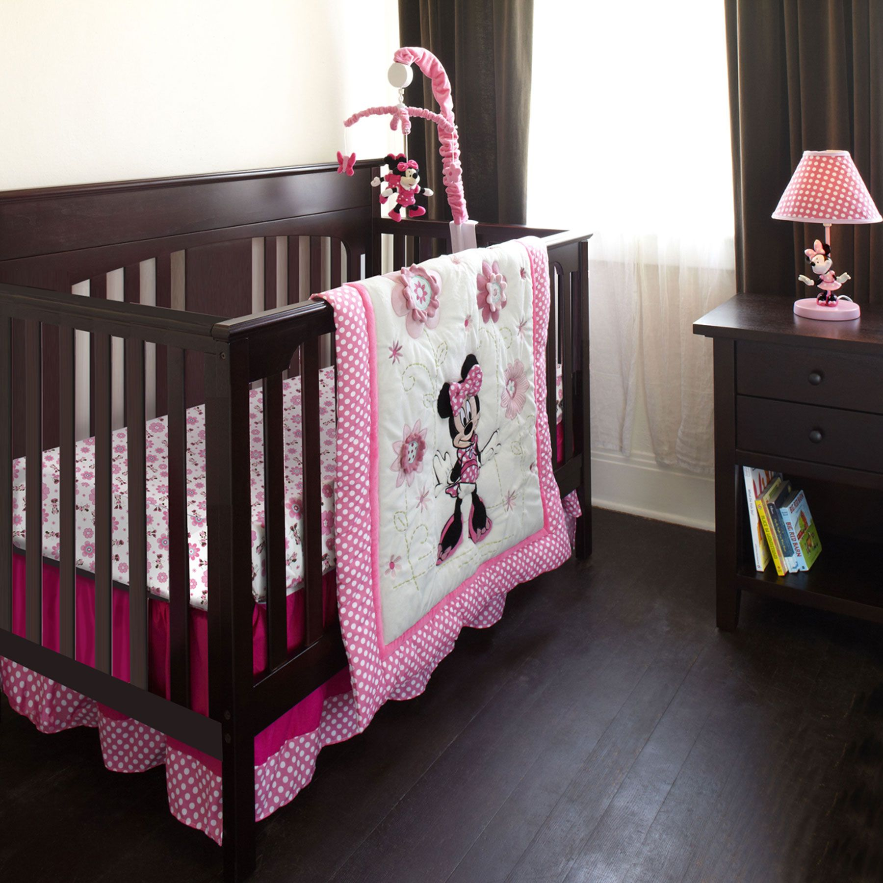 Decorate baby s nursery with the original sweetheart with this