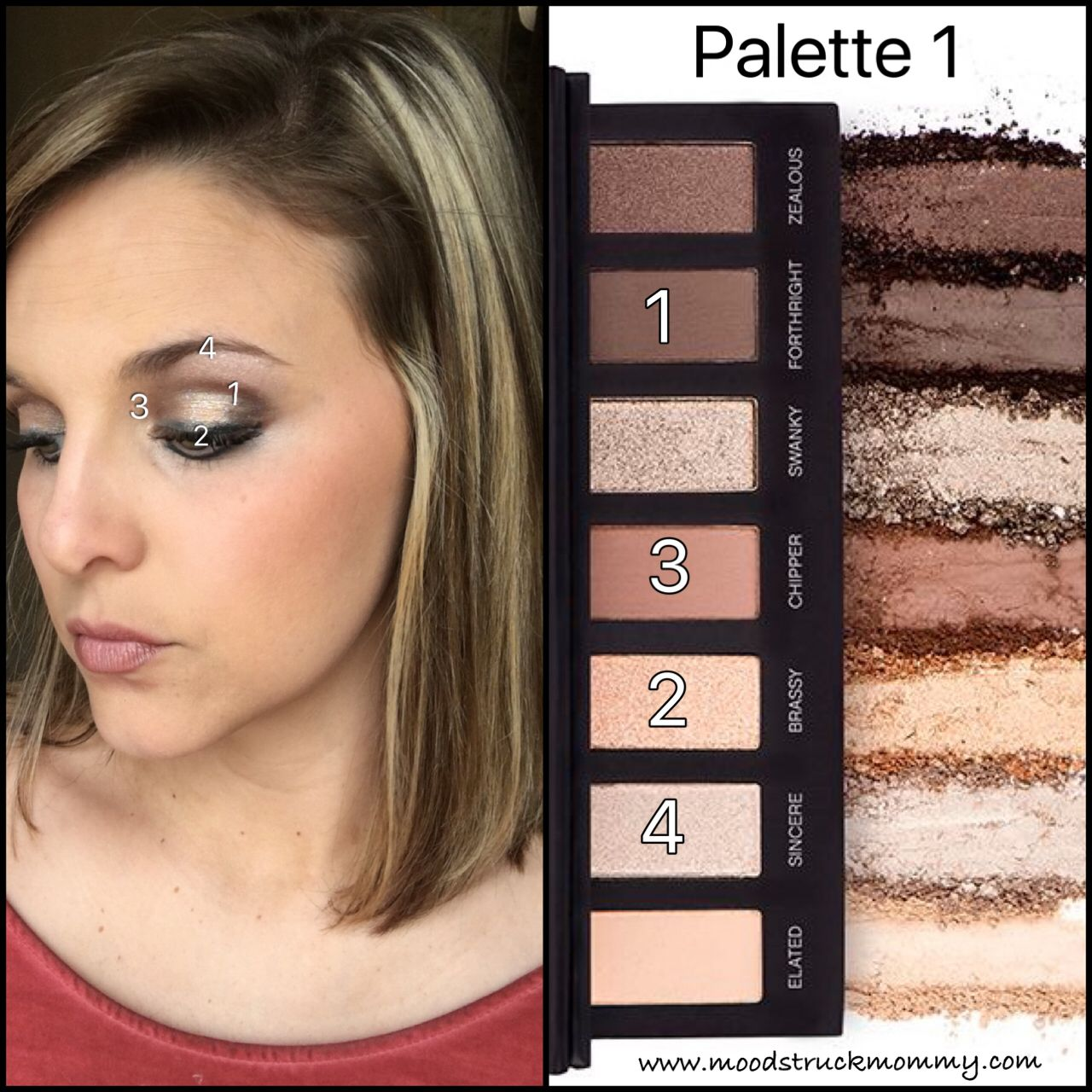 Addiction Palette 1 Get Yours Here Www Moodstruckmommy Com