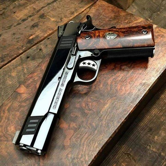 Revin68 Cabot Guns 1911 Loading That Magazine Is A Pain