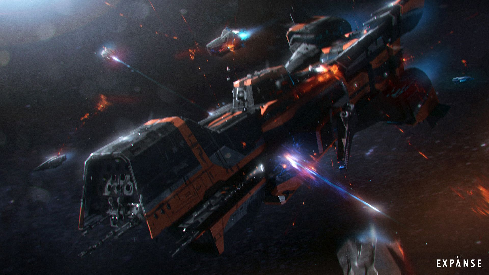 Slikovni rezultat za the expanse battleship