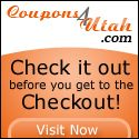 Coupons 4 Utah I don't know who runs this site but I LOVE them! Talk about having all your work done for you. If you live in Utah REPIN!