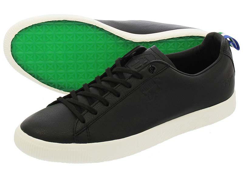online store fe70f d11e3 Puma CLYDE BIG SEAN [PUMA BLACK] 366253-02 | Sneakers 2018 ...