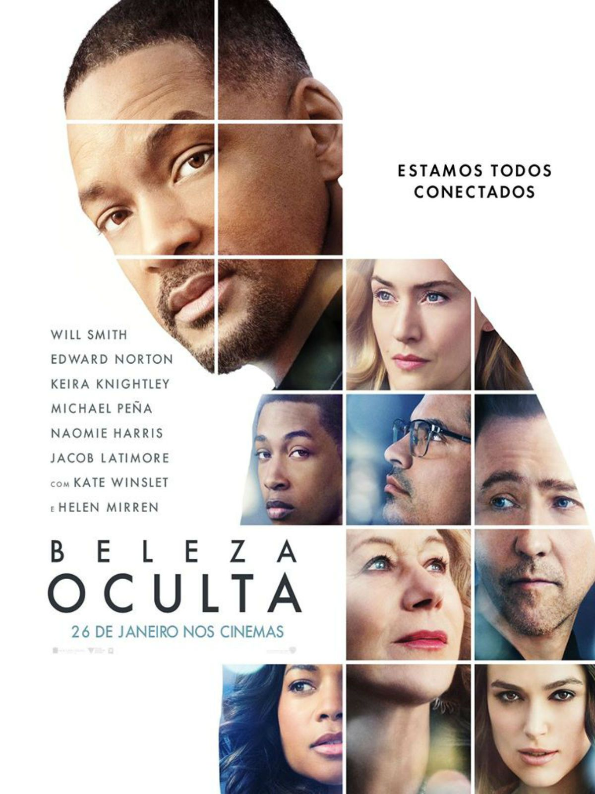 Um Filme De David Frankel Com Will Smith Kate Winslet Keira