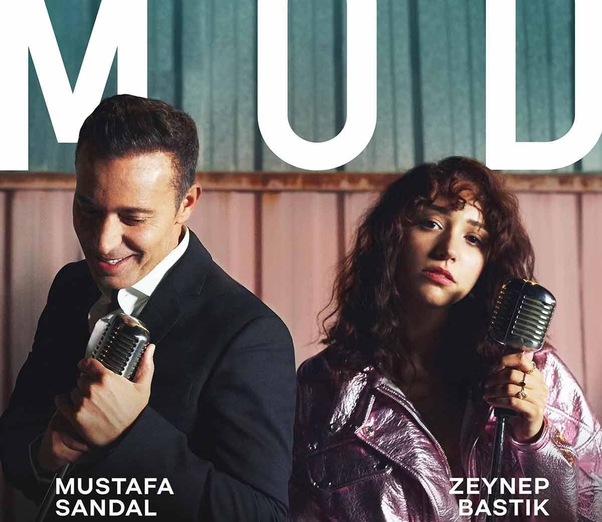 Mustafa Sandal Zeynep Bastik Dueti Mod Haberekspresi Net Sarkilar Sarki Sozleri Insan