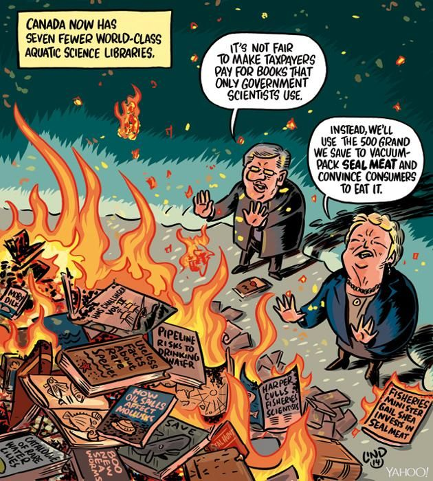 Fast And Furious News And Political Cartoons: Yahoo Canada News Editorial Cartoon