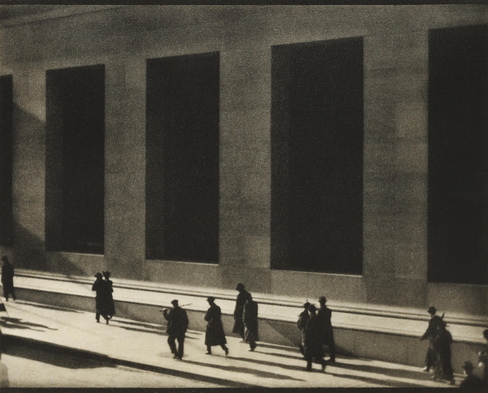 paul strand wall street new york 1915 in 2020 wall on wall street news id=37823
