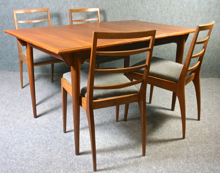 29++ 1950s wood dining table and chairs Best
