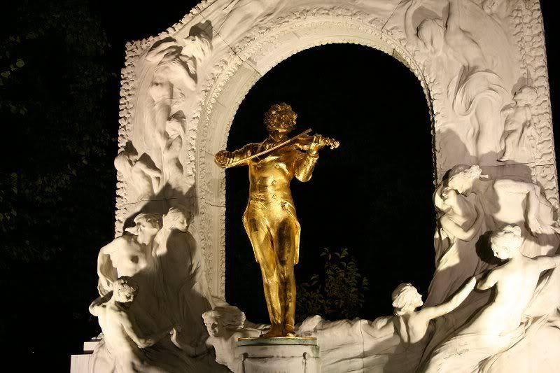 Johann Strauss / Vienna / Austria