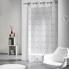 DOUCEUR d'Interieur 140 x 240 cm color Yoyo Jacquard cortina, color negro NUEVO