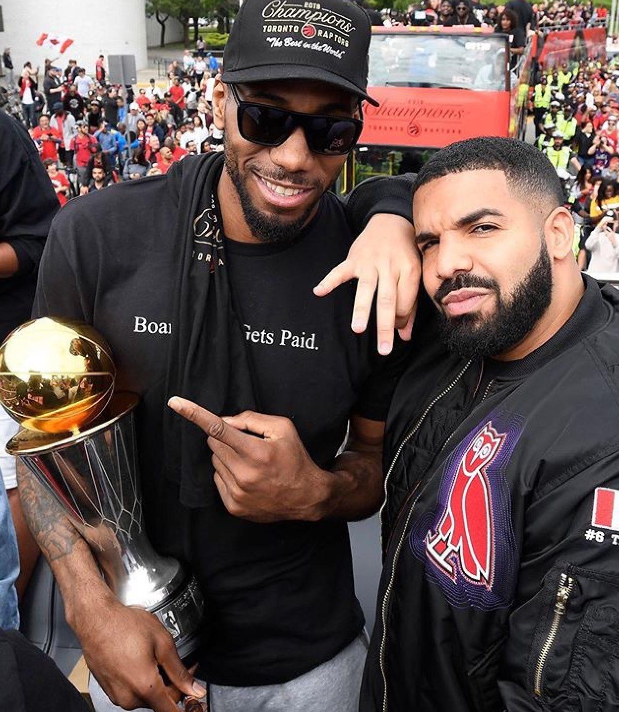 Board Man Gets Paid 🏆🇨🇦 Drake, Raptors, Toronto
