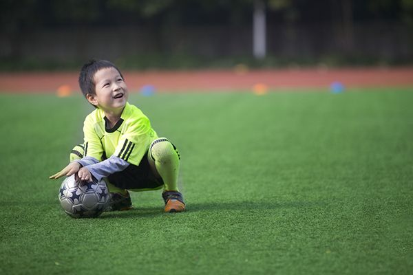 When Your Child Doesn't Excel in Sports