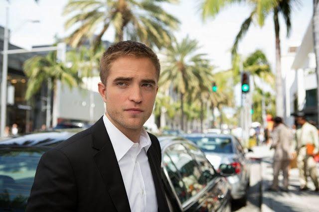 La Saga Robsten: Primer still de Rob en MTTS como Jerome