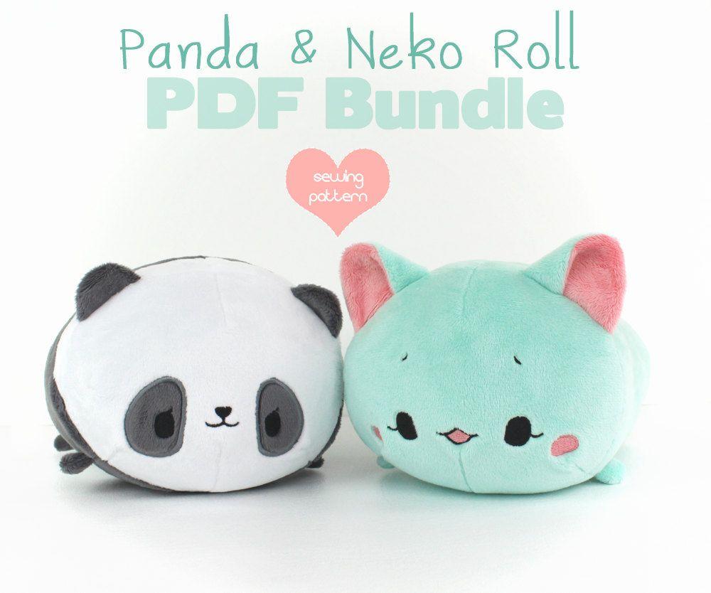 Watch - Plush Panda pattern video
