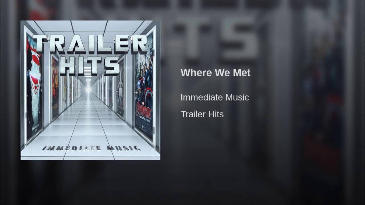 Where We Met