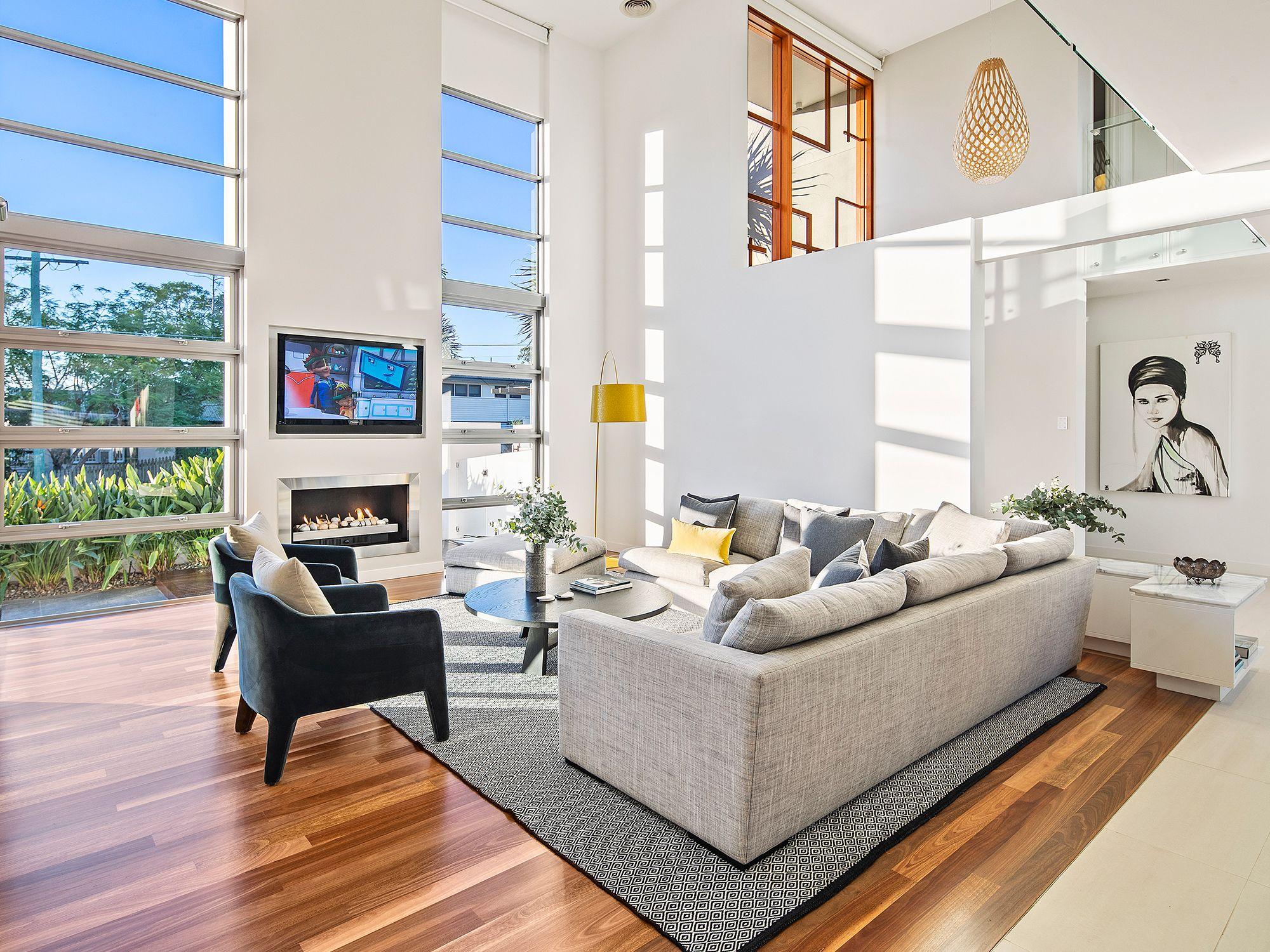Home Ideas House Designs Photos And Decorating Ideas Realestate Com Au In 2020 Home Interior Design Modern Houses Interior Living Room Designs