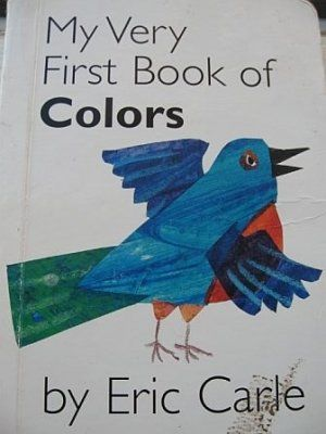 My Very First Book of Colors = A basic color matching book with the ...