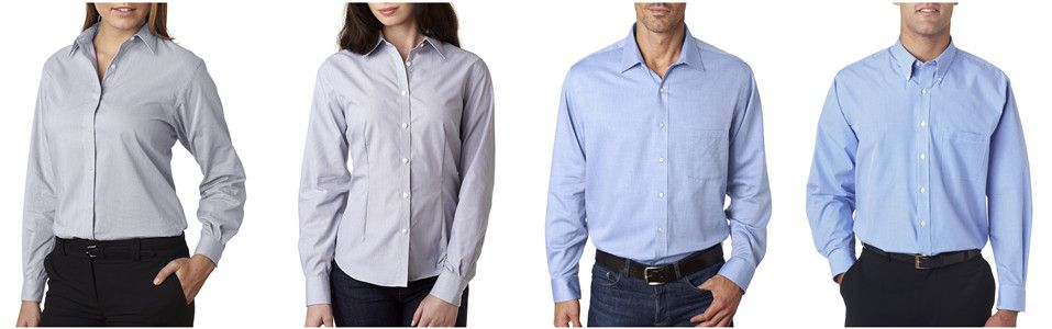 New Van Heusen Work Shirt from NYFifth