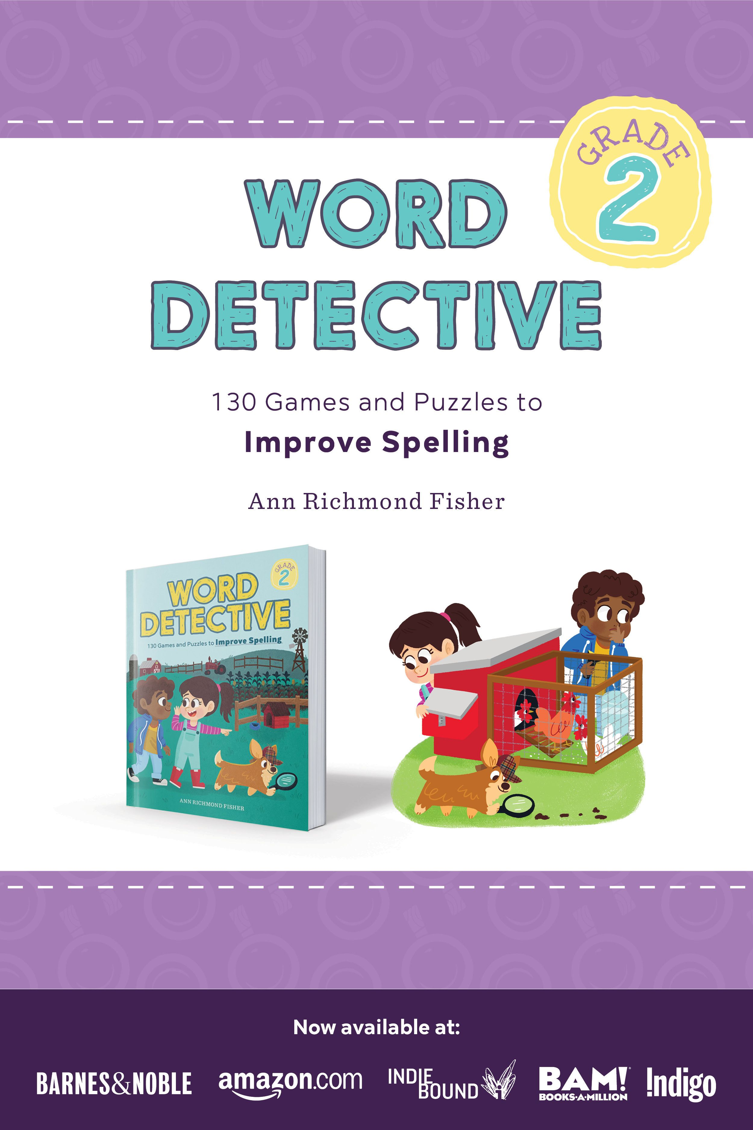 130 Spelling Puzzles 200 Spelling Words Amp A Mystery To