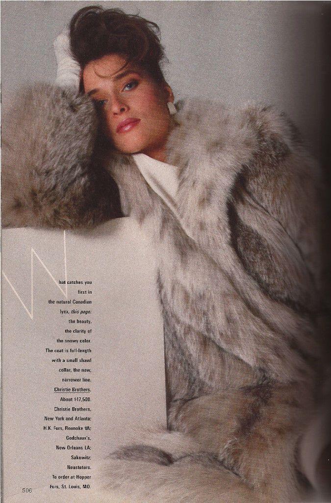Details About Vogue September 1982 Gia Carangi Marilyn