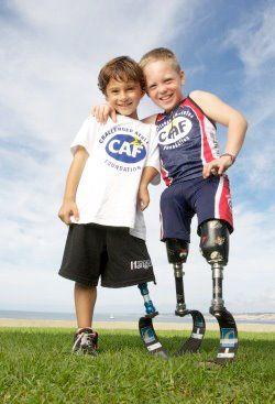 Challenged Athletes Foundation sports inspiring