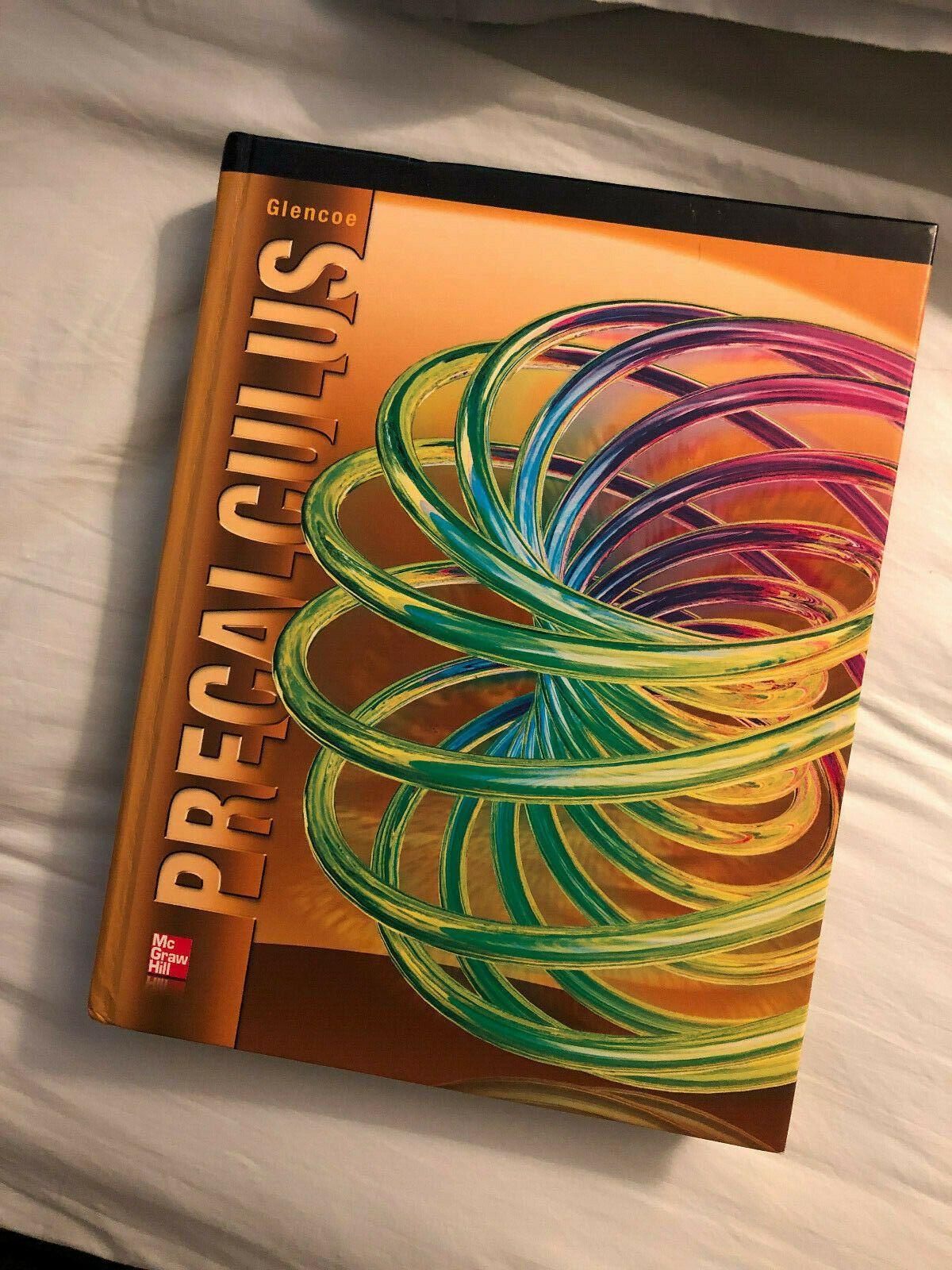 Glencoe precalculus textbook mcgrawhill education