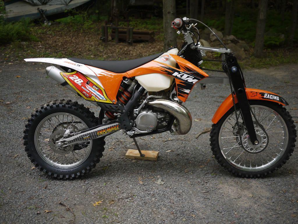 motocross 2 roue motrice