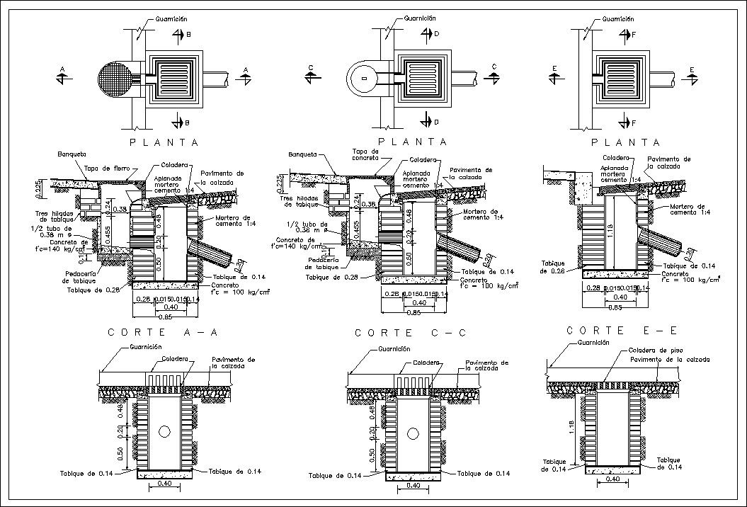 Plumbing Details Cad Drawing Autocad And Drawings