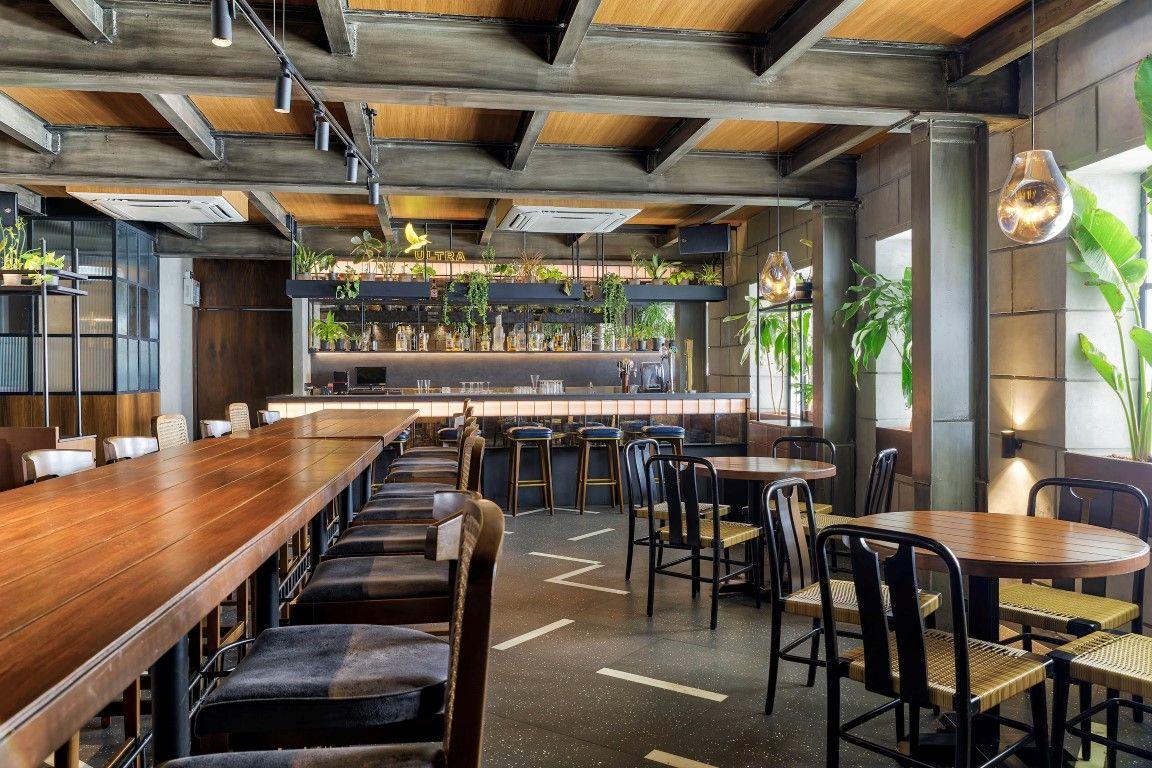 House Of Tipsy Restaurant Design Restaurant Interior Design