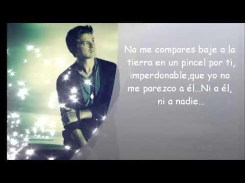 Alejandro Sanz No Me Compares Tema Musical De Amores Verdaderos