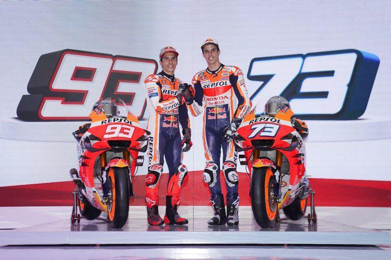 Pin De David En Moto En 2020 Marc Marquez Honda Gran Premio