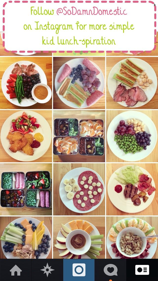 Simple kid lunches 5 steps to never running out of ideas easy school lunch ideas forumfinder Images