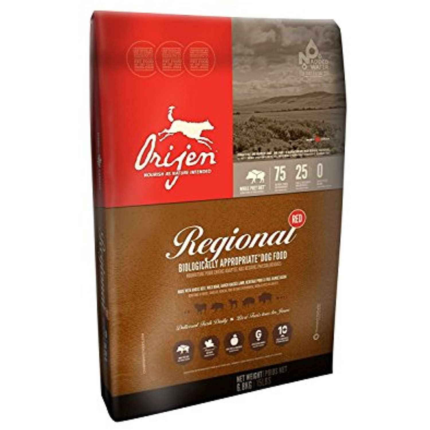 Orijen Regional Red Dog 5lb You can learn more by
