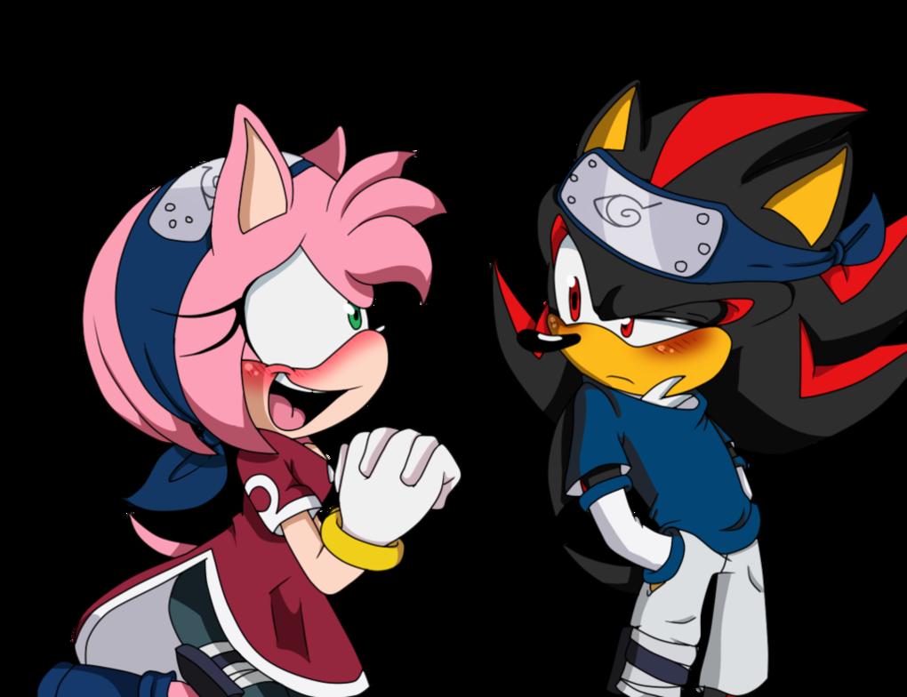 Sasuke and Sakura? by Meggie-Meg YAAAAAAS | Shadow and amy ...Sonic And Amy Wedding Naruto