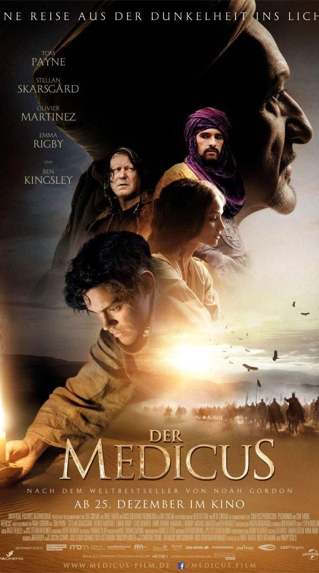 The Physician (2013) I really like this film. Very