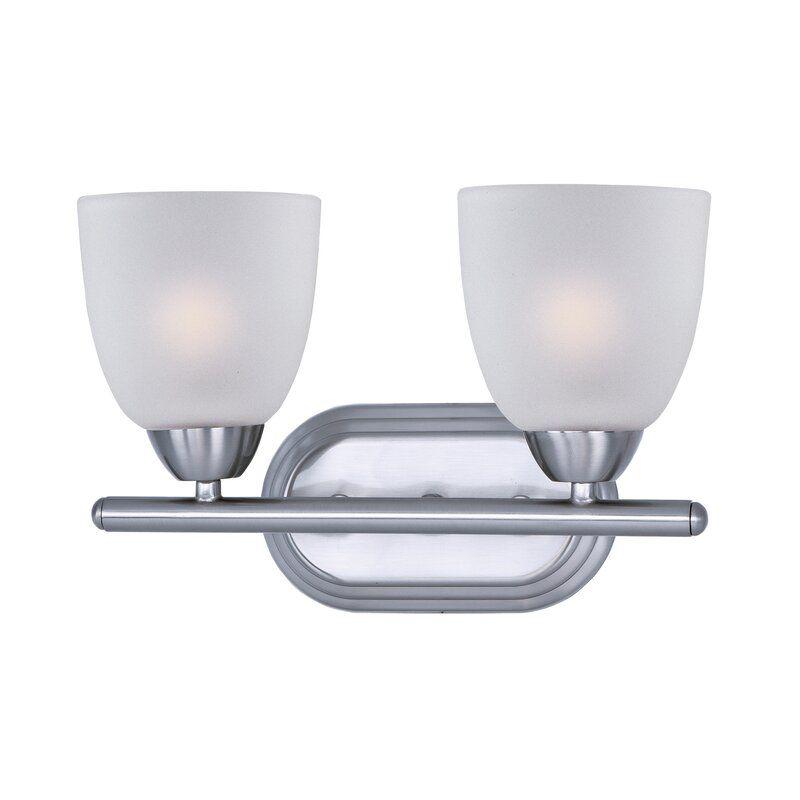 Hayden 2 Light Vanity Light In 2020 Vanity Lighting