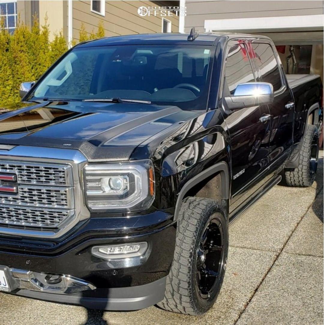 Custom Offsets Daily On Instagram 2016 Gmc Sierra 1500 Fuel